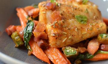 #Μένουμε_Σπίτι: Μία συνταγή για μπακαλιάρο διαφορετική από τις άλλες (vid)