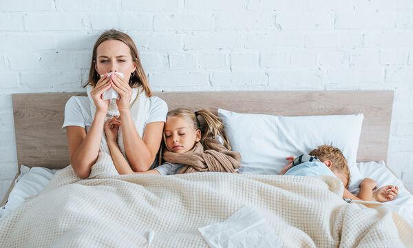 Aναπνευστικές λοιμώξεις σε βρέφη και παιδιά: Συμπτώματα, πρόληψη και θεραπεία (pics)