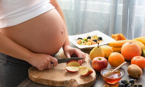 Ποιες τροφές πρέπει να καταναλώνετε στον 8ο μήνα της εγκυμοσύνης; (pics)