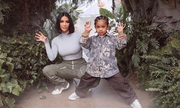 Saint West:Υπέροχες φώτο του γιου της Kim Kardashian που πρέπει να δεις - Είναι αξιολάτρευτος (pics)