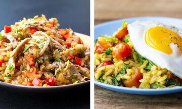 #Μένουμε_Σπίτι και χάνουμε βάρος τρώγοντας ρύζι - Δέκα υγιεινές συνταγές με λίγες θερμίδες (vid)