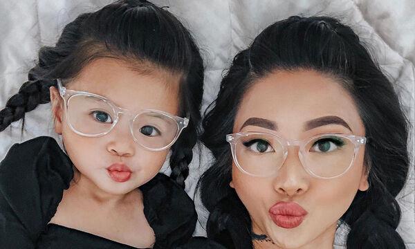 Η πιο γλυκιά μικρή στο Instagram - Οι φώτο που έγιναν viral (pics)