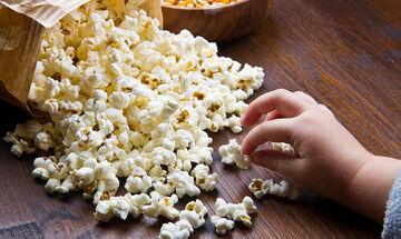Ποπ κορν: Είναι ένα υγιεινό σνακ για τα παιδιά; - Πέντε οφέλη που δε γνωρίζαμε (pics)