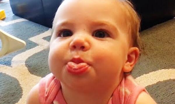 Κι όμως αυτά τα μωρά αρνούνται να πουν τη λέξη « μαμά» - Πολύ γέλιο (vid)