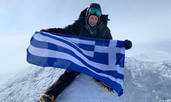 Χριστίνα Φλαμπούρη: Η πρώτη Ελληνίδα που πετυχαίνει το «7 Summits»