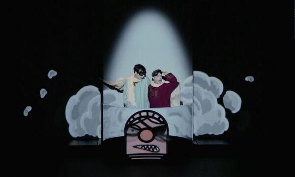 «Το αηδόνι του αυτοκράτορα»: Μία animated όπερα για παιδιά στην Εθνική Λυρική Σκηνή (vid)