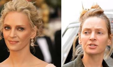 Έτσι είναι γνωστές celebrities πριν και μετά το μακιγιάζ (vid)