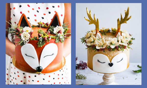 Υπέροχες τούρτες-ζωάκια βγαλμένες από παραμύθι – Δείτε τις και πάρτε ιδέες (pics)