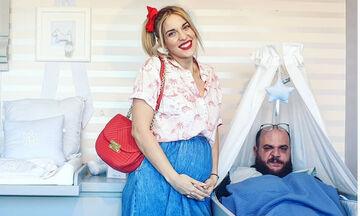 Μαθήματα στυλ στην εγκυμοσύνη: Οι Ελληνίδες celebs μας εμπνέουν