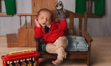 Αυτό το μεταμφιεσμένο μωράκι έχει κλέψει τις εντυπώσεις & σαρώνει το διαδίκτυο – Δείτε γιατί (pics)
