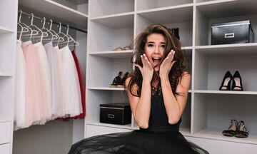 Επικρατεί χάος στη ντουλάπα σας; 15 ιδέες για να την οργανώσετε (pics)