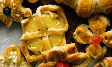 Αυτές είναι οι πιο εύκολες συνταγές με ζύμη που έχετε φτιάξει (vid)