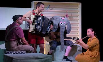 Κυριακάτικες θεατρικές παραστάσεις για παιδιά