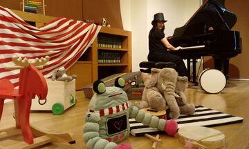 Κυριακάτικα εκπαιδευτικά προγράμματα για παιδιά στο Μέγαρο Μουσικής Αθηνών