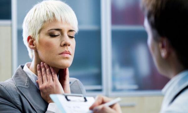 Διογκωμένοι λεμφαδένες: Ποια προβλήματα υγείας φανερώνουν (εικόνες)