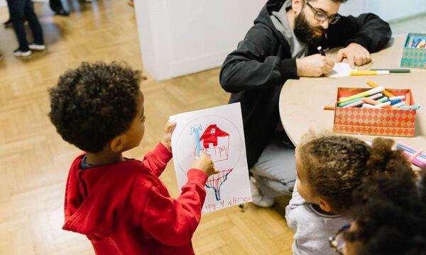 «ΕΙΜΑΙ... Πώς βλέπω τον εαυτό μου»: Μέχρι τις 28 Φεβρουαρίου ο διαγωνισμός παιδικής ζωγραφικής