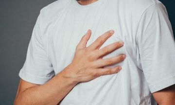 Πόνος στο στήθος: Οι πιθανές αιτίες πλην της καρδιάς (εικόνες)