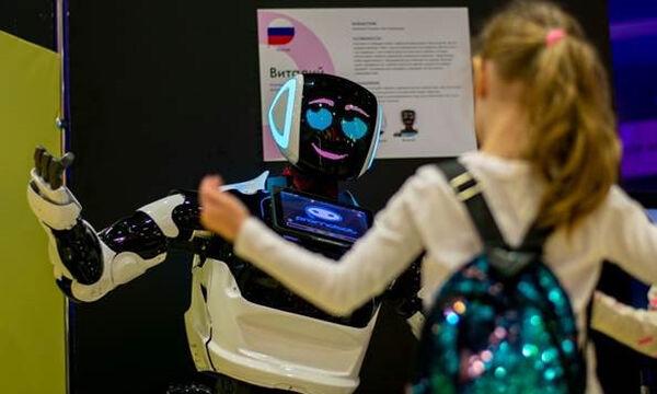 «City of Robots»: Από τον Φεβρουάριο στο Κέντρο Πολιτισμού «Ελληνικός Κόσμος»