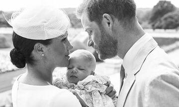 Οι νονοί του Archie αποκαλύφθηκαν! Ποιους διάλεξαν τελικά ο πρίγκιπας Harry & η Meghan Markle;