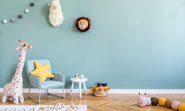24 ιδέες αποθήκευσης στο παιδικό δωμάτιο (vid)