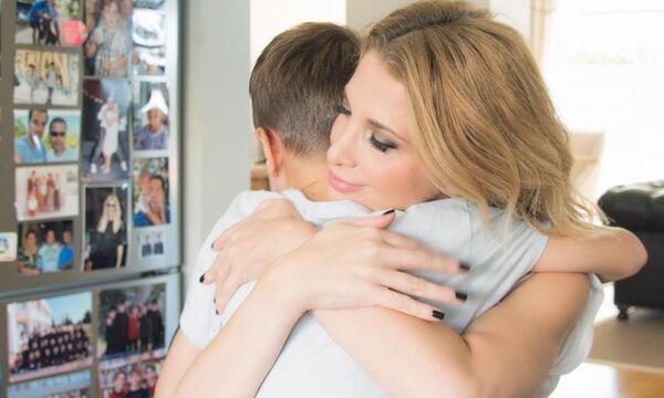 Νίκη Κάρτσωνα: Αυτές είναι οι πιο όμορφες φωτογραφίες με τον γιο της (pics)