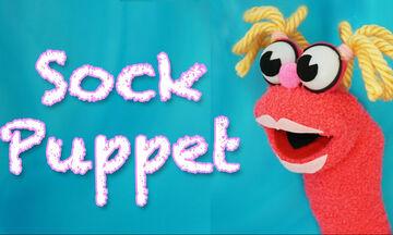 DIY: Φτιάξτε μαριονέτες (puppets) από κάλτσες (vids)