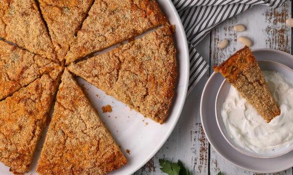 Συνταγή για πίτα από φασόλια