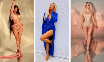 Τα περίεργα ταλέντα που έχουν οι αδερφές Kardashian (vid)