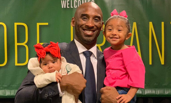 Kobe Bryant: Δεν ήταν μόνο ένας θρύλος του μπάσκετ αλλά και ένας πολύ τρυφερός σύζυγος & μπαμπάς