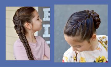 Οκτώ υπέροχες & πρωτότυπες κοριτσίστικες πλεξούδες (pics)