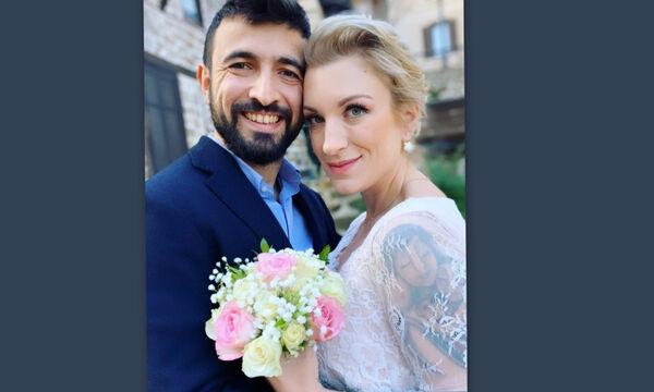 Ολίβια Γαβρίλη: Θα εκπλαγείς με την γαμήλια τούρτα της– Αυτή είναι η ιστορία αγάπης με τον άντρα της