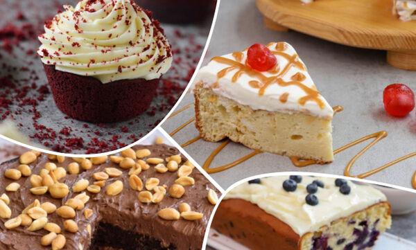 Αγαπημένες συνταγές για κέικ - Διαλέξτε αυτήν που σας αρέσει