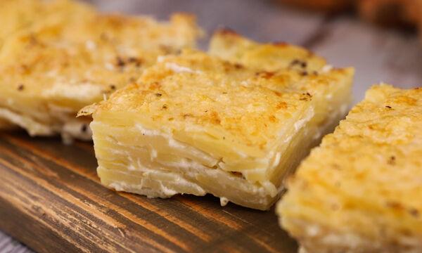 Πατάτες ντοφινουάζ - Δείτε πώς θα τις φτιάξετε