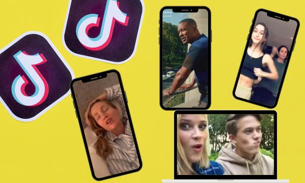 Tik Tok βίντεο διάσημων με τα παιδιά τους - Ό,τι πιο αστείο θα δείτε σήμερα (vid)