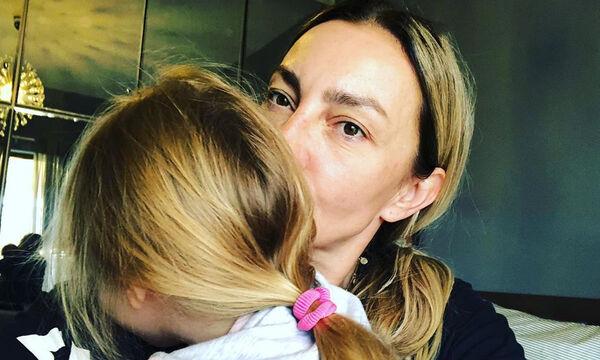 Ρούλα Ρέβη: Τα δίδυμα παιδιά της είναι δύο μικροί καλλιτέχνες - Δείτε τι έφτιαξαν (pics)