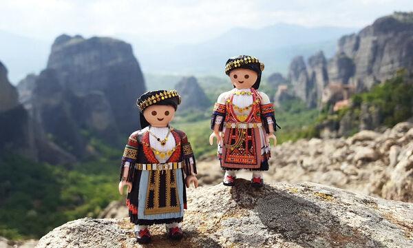 Playmogreek – Τα ελληνικά Playmobil με τις παραδοσιακές φορεσιές που δημιούργησε ένας 19χρονος