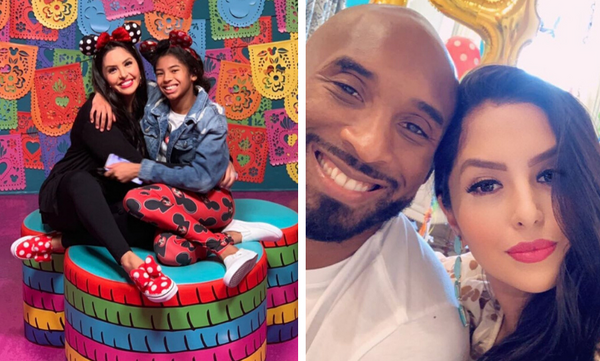 Vanessa Bryant: Το συγκινητικό μήνυμα στο Instagram μετά τον χαμό του άνδρα και της κόρης της (pics)