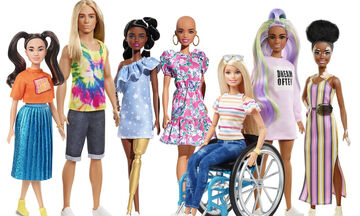 Οι νέες κούκλες Barbie είναι μία ωδή στη διαφορετικότητα & σίγουρα θα τις λατρέψετε (pics)