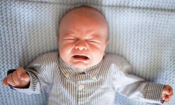 Tα έξι διαφορετικά κλάματα του μωρού & τι σημαίνουν