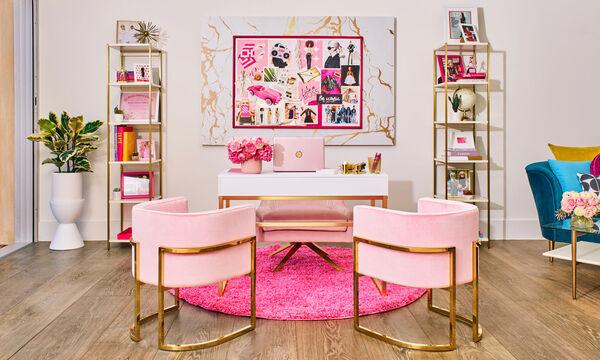 Ένα Airbnb εμπνευσμένο από το σπίτι της Barbie – Θα το λατρέψετε (pics)