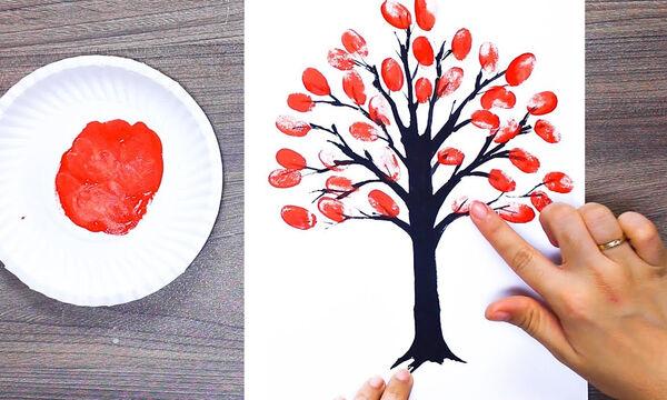 Οκτώ καταπληκτικά tips ζωγραφικής για παιδιά (vid)
