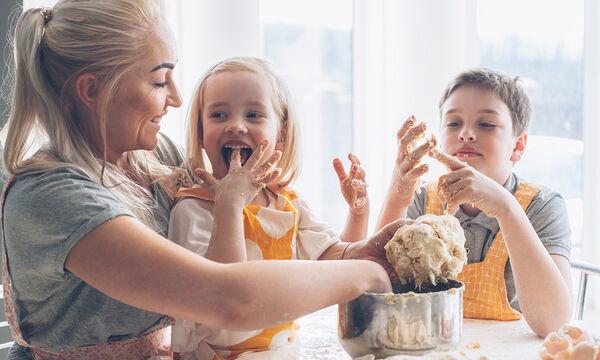 Τέσσερα πράγματα που μπορούν να κάνουν μόνα τους τα παιδιά