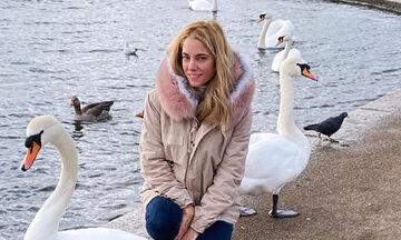 Δούκισσα Νομικού: Θα πάθετε πλάκα με τη νέα φωτογραφία του γιου της από το Λονδίνο (pics)