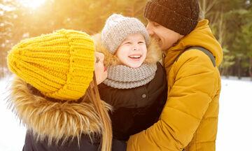Παιδί και γονείς: Δέκα συμβουλές που αξίζει να διαβάσετε