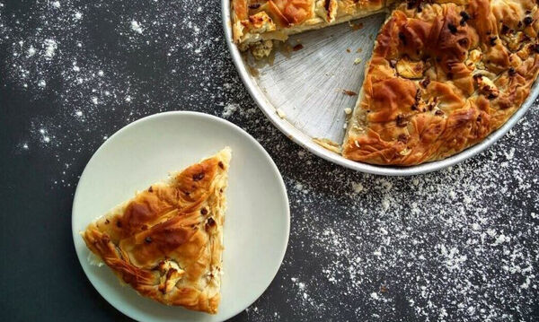 «Οι δέκα αγαπημένες μου πίτες»