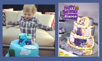 Ετοιμάζετε παιδικό πάρτι; 15 τούρτες που επέλεξαν Ελληνίδες διάσημες μαμάδες (pics)