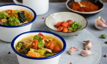 Δίαιτα λαχανόσουπας: Χάσε κιλά σε 7 ημέρες