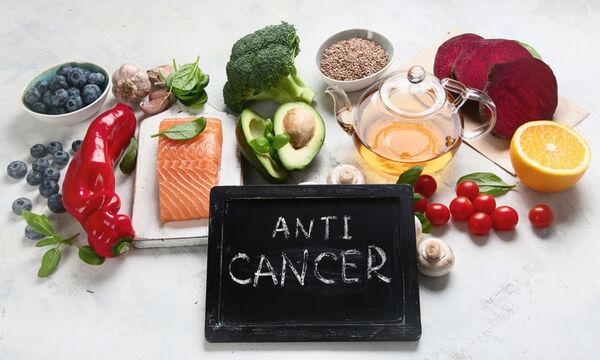Διατροφή κατά του καρκίνου: Ποιες μορφές καταπολεμούν αυτές οι 10 τροφές (εικόνες)