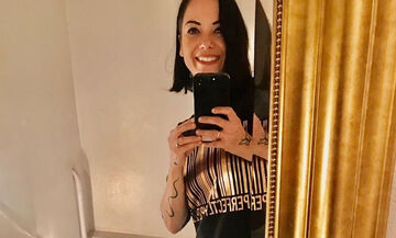Κατερίνα Τσάβαλου: Δείτε ποιο είναι το αγαπημένο χτένισμα της κόρης της (pics)