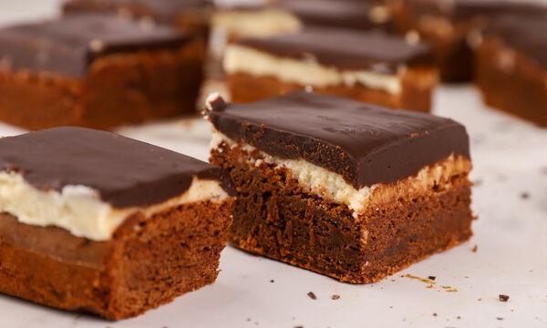 Συνταγή για brownies με καφέ